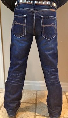 Cutie Patootie Stretch Denim Bling Jeans