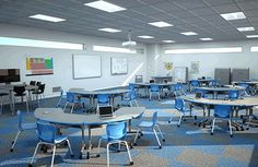 21st Century Classroom | School Furniture | Smith System