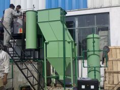 tube settler Effluent Treatment Plant www.envoprojects.in