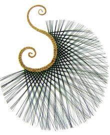 Most current Pics flax weaving art Suggestions Moko Artspace – Flax Hook Weaving by Maureen Harte Flax Weaving, Willow Weaving, Weaving Art, Weaving Patterns, Circular Weaving, Weaving Designs, Flax Flowers, Cultural Crafts, Maori Designs