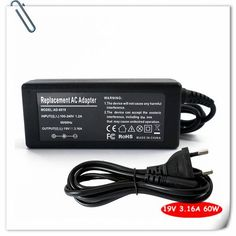AC Adapter Laptop Battery Charger for Samsung NP300E5C NP300E5C-A02US NP300E5C-A03US