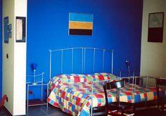 Suite Mondrian ne La Casa degli Artisti Gallipoli salento