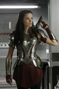 Jaimie Alexander's Lady Sif will be featured on an upcoming episode of ABC's Agents of S.H.I.E.L.D.