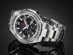 G-Shock Indestructible Steel Watch