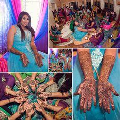 Indian Wedding Atlanta Garrett Frandsen #IndianWedding #Atlanta #garrettfrandsen Mendhi mehndi #henna