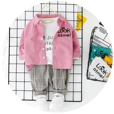 Make your cute little one even cuter with our latest design, make them feel even more handsome and confident.