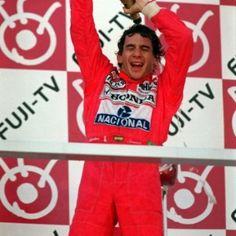 Como um lutador de judô: japoneses contam de onde veio idolatria por Senna