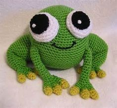 CROCHET FROG PATTERNS FREE « CROCHET