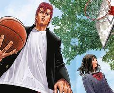 Manga Anime, Manga Art, Slam Dunk Manga, Inoue Takehiko, Manga Covers, Japan Art, Manga Games, Slammed, Animes Wallpapers