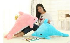 30 Best Dolphin Plush Toys Images Dolphins Stuffed Toys Plush