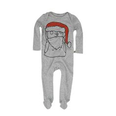 Stella McCartney Santa Sleep Suit