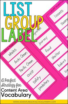 List-Group-Label is