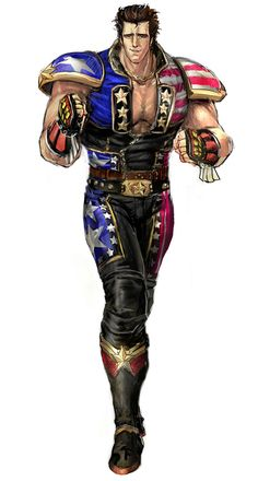 Ein - Characters  Art - Fist of the North Star: Ken's Rage 2