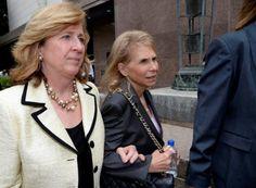 Shari Redstone says she did not support a Viacom/CBS split
