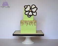 Fantasy flower - Cake by Magda's Cakes