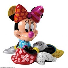 Enesco Disney by Britto Minnie Mouse Statue Figurine, 16-Inch Enesco http://www.amazon.com/dp/B00KCDNRK0/ref=cm_sw_r_pi_dp_YNk.vb08Y1ABK