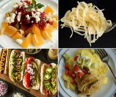 A growing list of simple and inspiring ways to effortlessly add zing to your meals. Scrumptious eggs topped with sauerkraut. Fermented Cabbage, Fermented Foods, Best Probiotic Brands, Clean Eating Snacks, Healthy Snacks, Sauerkraut, Recipes For Beginners, Meal Planner, Cravings