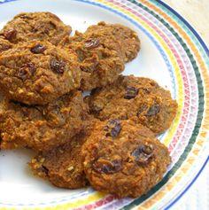 Raisin Carrot Cook     !No flour
