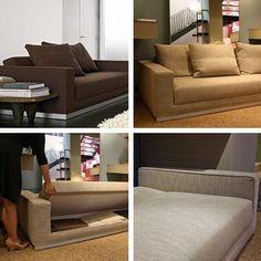 Chesterfield Sofa  Recently Discontinued Sofa Sleepers from DWR u Sofa Sleeper of the Week