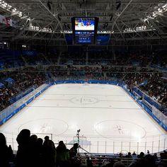 Icehockey final  OAR Vs Germany