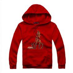Stinger Akali Solid color Hoody Velvet inside (7 colors) [LOL 00050] - $32.99 : League of Legends Clothing online Store!