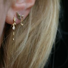 Earrings - Wendes