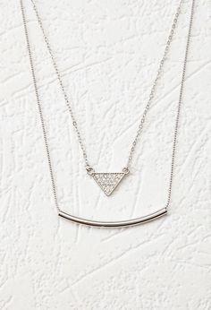 Collar Colgante Triángulo