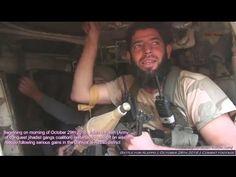 Guerra na Síria - Batalha no Oeste de Aleppo - 28.10.2016