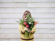 Simple spring bouquet | Emilie Ristevski | VSCO Grid