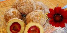 Ukusne knedle sa šljivama: Recept od moje nane koji ćete obožavati kada probate Croatian Recipes, Sweet Recipes, Deserts, Muffin, Breakfast, Drinks, Food, Morning Coffee, Drinking