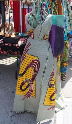 Impressions from BAM Dance Africa Bazaar / Pics taken by African Prints in Fashion