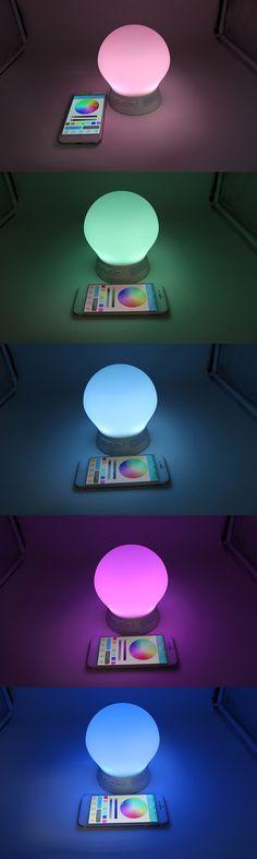 Emotional Smart Lamp Speaker