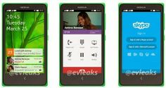 The rumors in recent weeks about the Nokia X aka Nokia Normandy were quite extensive, now the Nokia X release is on February 24