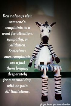 something to consider, although personally it's often a need to let you know where I'm at so we can plan around the Zebra