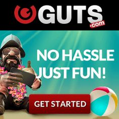 Guts Casino Review | No Deposit Bonus