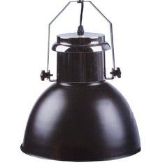 Grundig Hängelampe schwarz 23cm Industrie Design Deckenlampe Industrielampe Lampe: Amazon.de: Beleuchtung