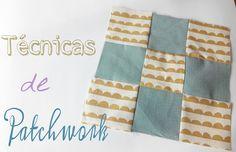 Hilvanandoando handmade : CLASES DE COSTURA: TÉCNICAS DE PATCHWORK