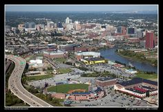 Skyline of Wilmington, Delaware -home sweet home and tax-free shopping :)