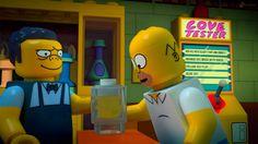 Trailer del capitulo de Los simpson versión LEGO 1
