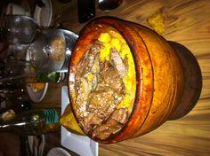 Monfongo from Puerto Rico's Raices Restaurant in Old San Juan