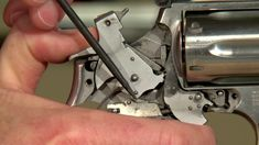 Gunsmithing - Safety Features of the S Revolver