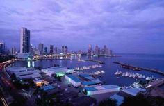 Ciudad de Panama, Bahia de Panama