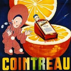 Cointreau is made of the purest ingredients to offer the most famous orange spirit.