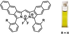 2,3-Naphtho-Fused BODIPYs as Near-Infrared Absorbing Dyes DOI: 10.1021/acs.joc.5b02720