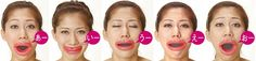 The 'Face Slimmer Exercise Mouthpiece' From Japan