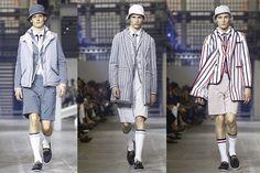 MONCLER GAMME BLEU SS16: http://carethewear.com/care-the-wear/moncler-gamme-bleu-ss16-2/