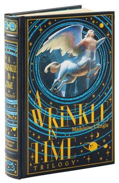 Fifty years ago, Madeleine L'Engle introduced the world toA Wrinkle in Time and the wonderful and unforgettable characters Meg and Charles Wallace...