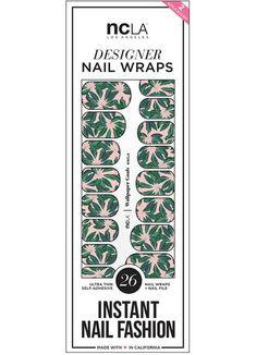 Nail Wraps: Designer & Luxury - Shop Now   Beauty. Fashion. California. – shopncla