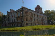 abandoned castles | abandoned castle by MementoX