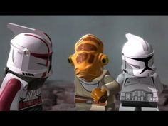 LEGO Star Wars III: The Clone Wars Walkthrough - Part 8 - Duel of the Droids - YouTube